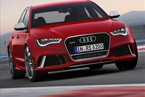 Al via gli ordini in italia dell'Audi RS 6 Avant performance - image 1_midi on https://motori.net