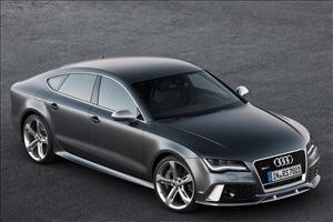 La Audi RS 7 piloted driving affronta la pista in Spagna - image 1_midi on https://motori.net