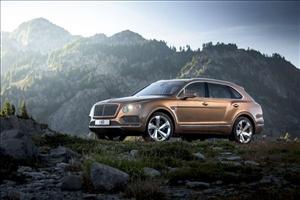 La quiete dopo la tecnologia: Bentley Bentayga Hybrid - image 1_midi on http://auto.motori.net