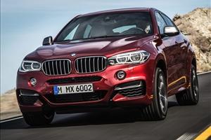 Un po' SAV, un po' coupè: è la nuova BMW X6 - image 1_midi on https://motori.net