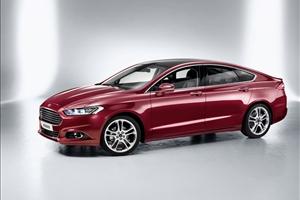 Ford Mondeo 2014 al Salone di Parigi - image 1_midi on https://motori.net