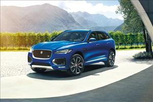 La nuova Jaguar F-PACE - image 1_midi on https://motori.net