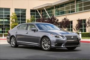 Lexus presenta la nuova LS Hybrid - image 1_midi on https://motori.net