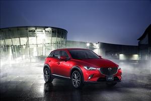 Mazda CX-3: ora anche su Periscope. - image 1_midi on https://motori.net