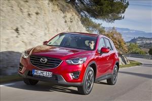 Mazda CX-5 2019: ancora più premium e tecnologica - image 1_midi on https://motori.net