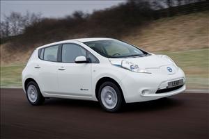 Nuova Nissan LEAF 3.ZERO - image 1_midi on http://auto.motori.net