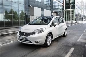 Nissan Note: arriva la versione in edizione limitata N-TEC - image 1_midi on https://motori.net
