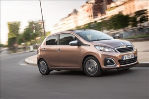 Peugeot 108 va in tour - image 1_midi on https://motori.net
