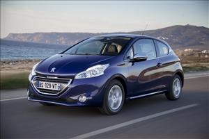 I cinque zeri della nuova Peugeot e-208 100% elettrica - image 1_midi on http://auto.motori.net