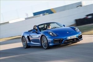 Espansione della gamma di modelli Boxster e Cayman - image 1_midi on http://auto.motori.net