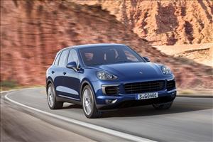 Elegante, raffinata ed esclusiva: Porsche Cayenne Platinum Edition - image 1_midi on https://motori.net