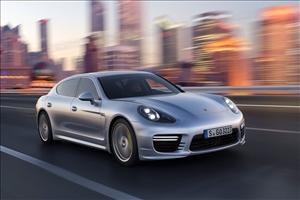 Da Arona al Monte Rosa con Porsche Panamera - image 1_midi on https://motori.net