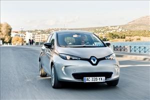 Renault Zoe: autonomia record di 400km - image 1_midi on https://motori.net