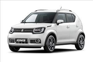 IGNIS: il SUV compatto di Suzuki - image 1_midi on https://motori.net