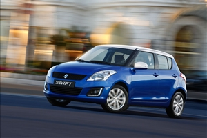 Una Suzuki Swift Toro Edition per Walter Mazzarri - image 1_midi on http://auto.motori.net