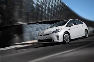 Nuova Toyota Prius - image 1_midi on https://motori.net
