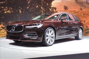 Volvo Cars presenta la nuova V90, una station wagon dalla natura elegante e versatile - image 1_midi on https://motori.net