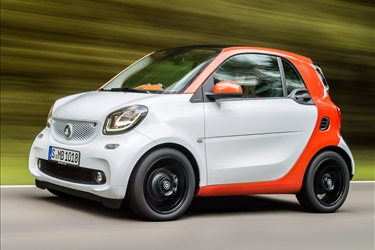 smart fortwo-coupe